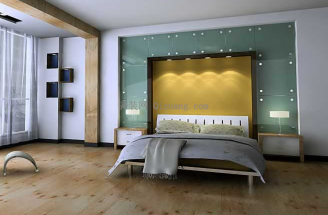 秘卧室装修技巧