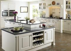 谁是你的菜 4款厨房装修效果图供您选