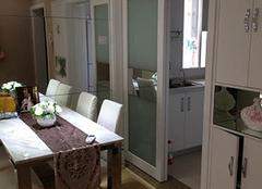 厨房隔断门选购,给你一个整洁的家居环境!