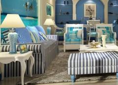 地中海风格这样装修,美呆了!