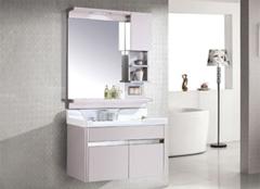 选购整体浴室柜,小白必备技能!