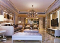欧式客厅这样设计,美呆了!