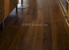 听说厨房也能安装木地板?你信吗?