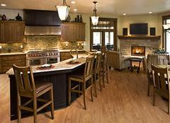 厨房安装地板有哪些好处呢?