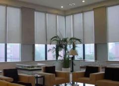 办公室窗帘这样选,提高效率不是问题!