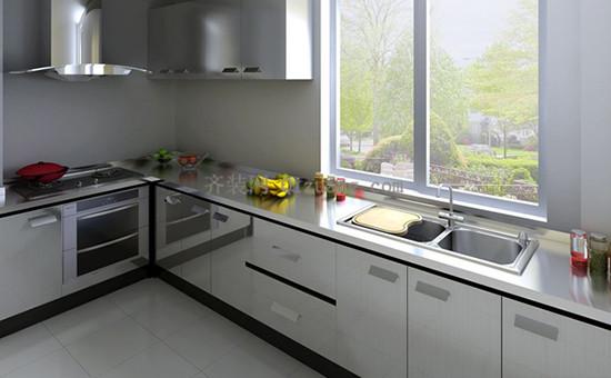 不锈钢厨柜台面