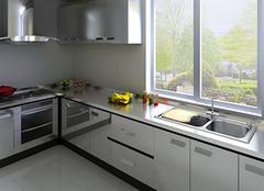 不锈钢厨柜台面的优点,看了才知道!