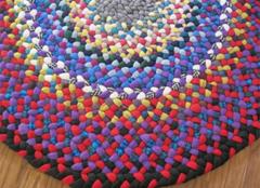 DIY手工地毯,教您如何变废为宝!