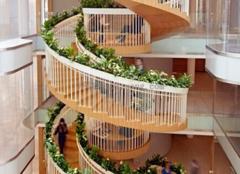 旋转楼梯设计要点,一点不容忽视!