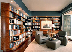 书房装修,细节不能忘!