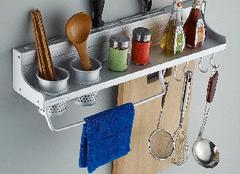 选购厨房置物架,细节是关键!