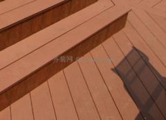 木塑地板为什么比较贵?