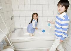 这样清洁浴室,远离脏乱差!