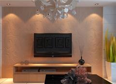 硅藻泥电视背景墙,轻松玩转视觉中心!