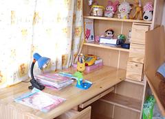 儿童书桌清洁保养方法,很实用哦!