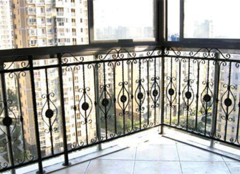 选择阳台护栏,安全耐用才是关键!