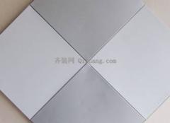 铝扣板真的越大越厚就越好?