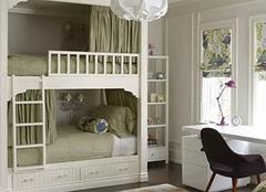 这样清洁保养双层床   还怕不整洁吗?