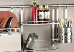 厨房储物柜这样做太实用了