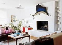你家客厅装修,有范儿吗?
