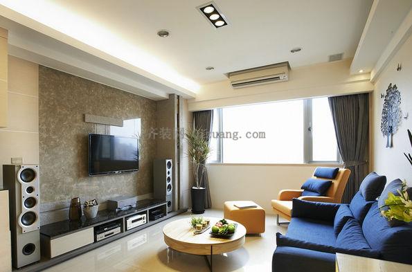 40平小户型客厅装修效果图