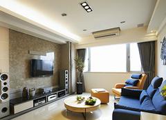 40平小户型客厅装修效果图案例欣赏
