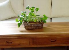 柚木家具这样保养  件件都能成为传家宝