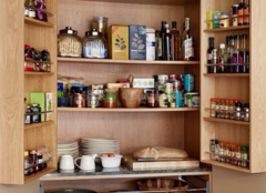 经验主妇分享厨房收纳小妙招
