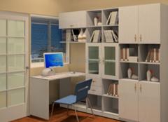 据说文化人都这么设计书柜