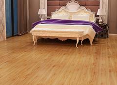 卧室装修用实木地板有什么好处?