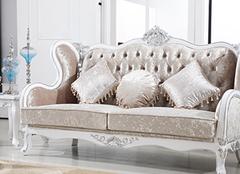 欧式沙发这样选购   你见过吗?