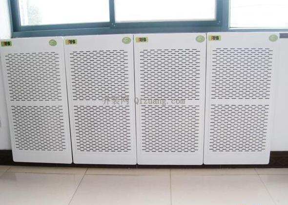 碳晶取暖器