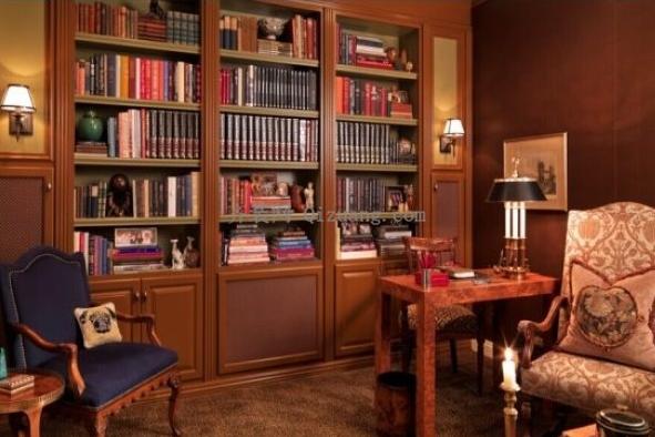 美式风格书房设计