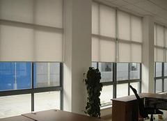 办公室窗帘的款式原来有这些