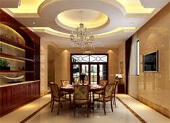 选好餐厅吊顶材料 打造愉悦进餐环境