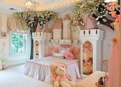知名设计师为爱女设计儿童房 看完惊呆了