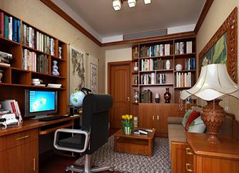 书房装修设计你都重视什么