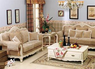 欧式布艺沙发清洗就是这么简单