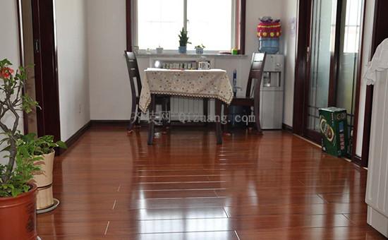 室内地板清洁保养