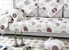 这样选购沙发垫,想不美都难!