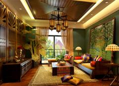 东南亚风格特点 你知道多少?