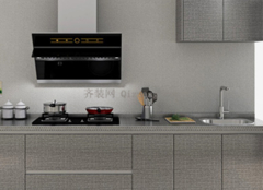 厨房橱柜  适合户型的就是最好的