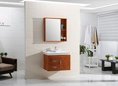 浴室柜原来可以这样安装,你咋不上天呢?