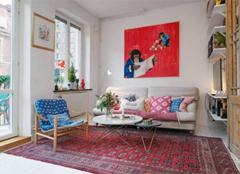 自由北欧风格,让家里的每个角落都新鲜