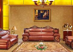 欧式沙发的选购技巧,把舒适带回家