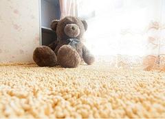 """别墅装修风水 地毯""""有银三百两"""""""