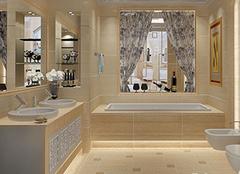专家说,这样选购卫浴墙砖比较好