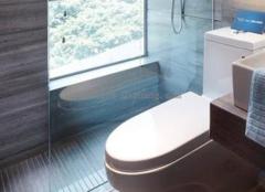 卫生间隔断设计  快来拯救小空间