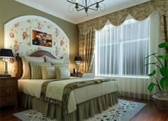 美式乡村风格卧室 与大自然亲密拥抱