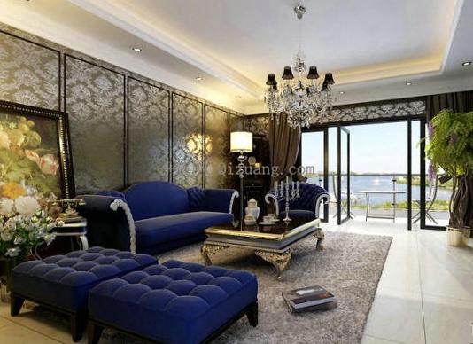 沙发这样摆放颜值高又有好风水
